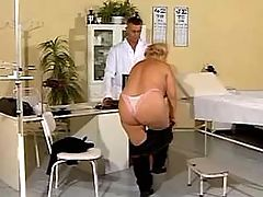 Old fart seducing doctor